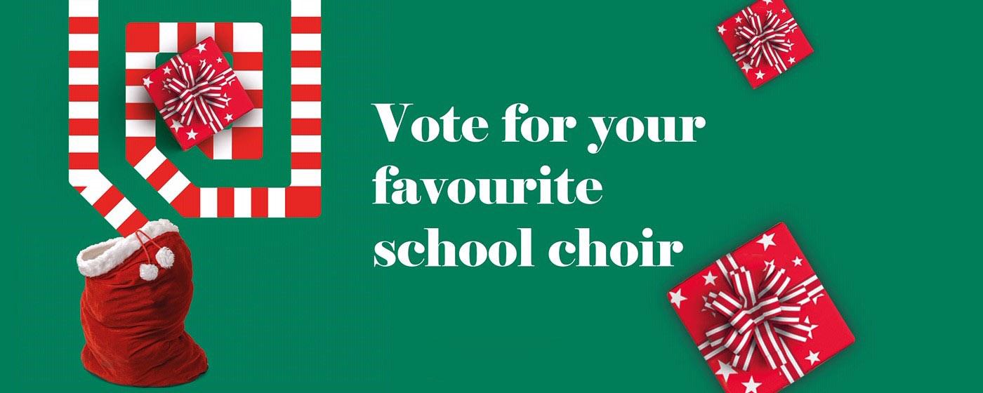 Regent Shopping Centre School Choir Competition